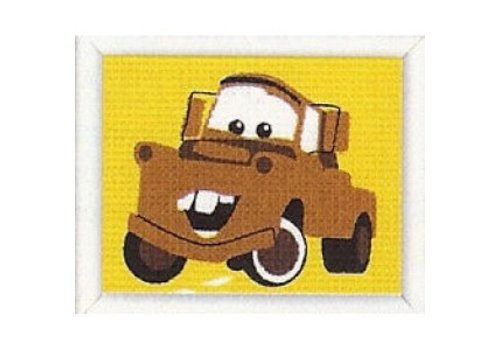 Vervaco Cars Mater
