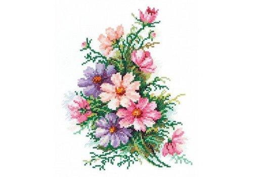 Chudo Igla Cosmos Flowers
