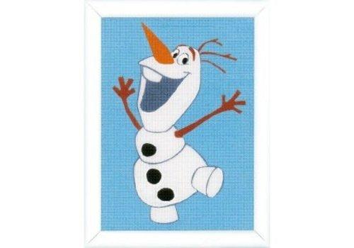 Vervaco Frozen: Olaf