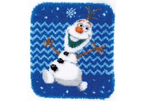 Vervaco Frozen: Knoopkleedje Olaf