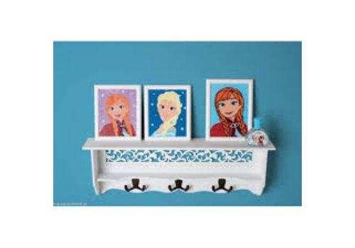 Vervaco Frozen: Stramien Elsa