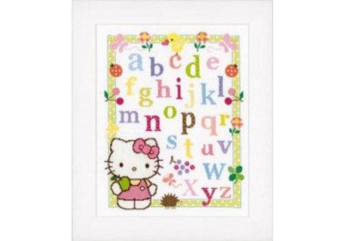 Vervaco Hello Kitty Letterlap