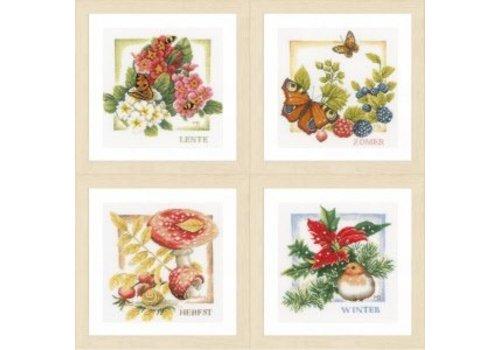 Lanarte Lente, Zomer, Herfst en Winter