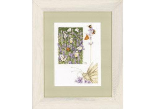 Lanarte Marjolein Bastin: Lavender field with butterfly