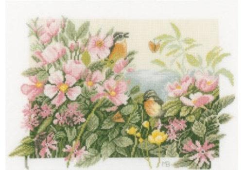Lanarte Marjolein Bastin - Vogeltjes en wilde rozen