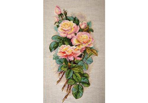 Merejka Vintage Roses (Linen)