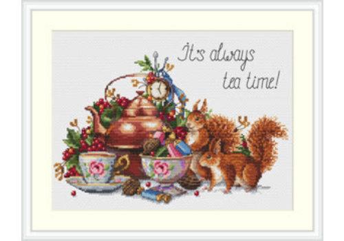 Merejka It's always tea time