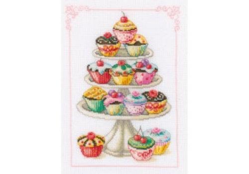 Vervaco Cupcakes