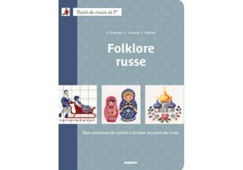 DMC Folklore Russe