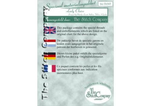 The Stitch Company Lady Claire - spec. mat.
