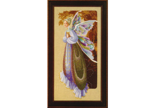 Lavender and Lace Fairy grandmother - patroon