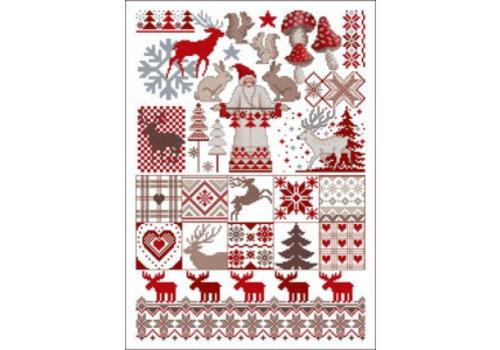 Lindner De Kerstman (Rood)