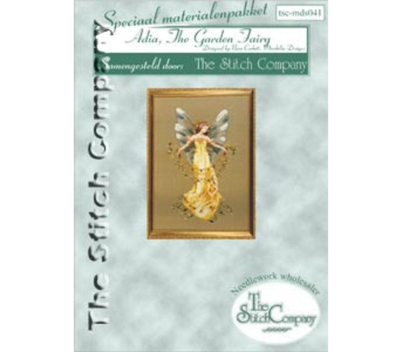 Adia, The Garden Fairy - spec. mat.