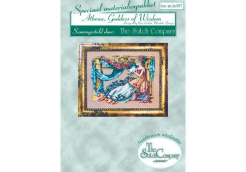 Mirabilia  Athena, Goddess of Wisdom - spec.mat.