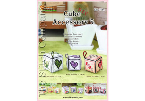 Shiny Room Cube Accessory 5