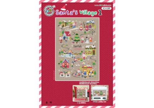 Soda Stitch Santa's Village 1
