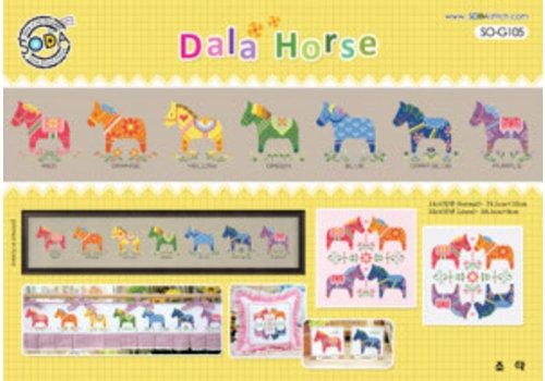 Soda Stitch Dela horse