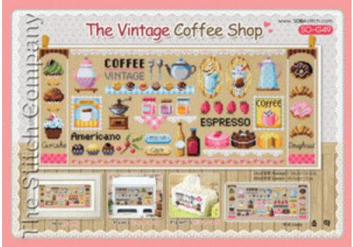 Soda Stitch The Vintage Coffee Shop