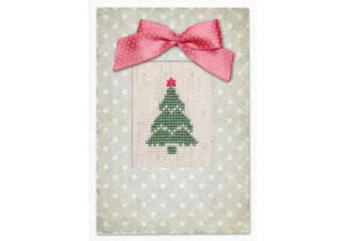 Luca-S Postcard Christmas Tree