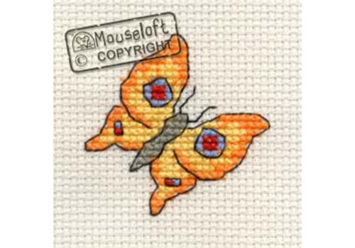 Mouseloft Bright Butterfly