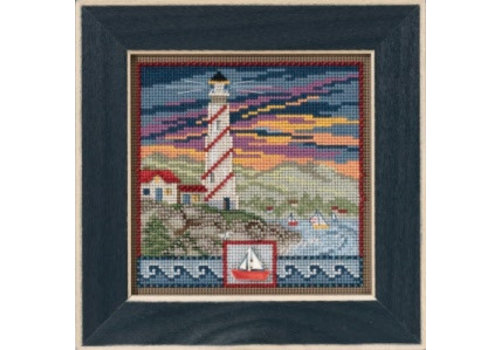 Mill Hill Buttons Beads Spring Series - Lighthouse