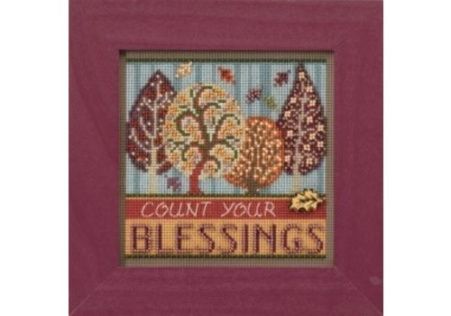 Mill Hill Buttons Beads Autumn Series - Blessings