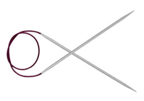 KnitPro Knitpro Basix Alu Rondbreinaald 80 cm - 2 mm