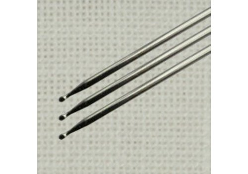 The Stitch Company Bolletjesnaald nummer 37 - 0,65 x 37 mm (3 stuks)