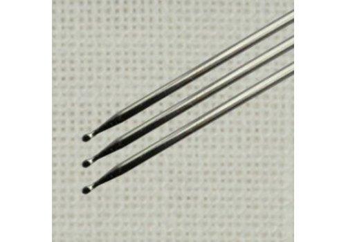 The Stitch Company Bolletjesnaald nummer 40 - 0,7 x 40 mm (3 stuks)