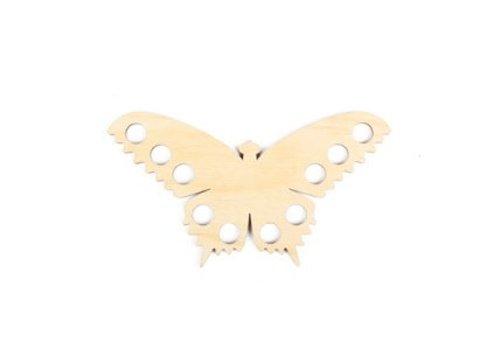 RTO Garenhouder multiplex: Vlinder