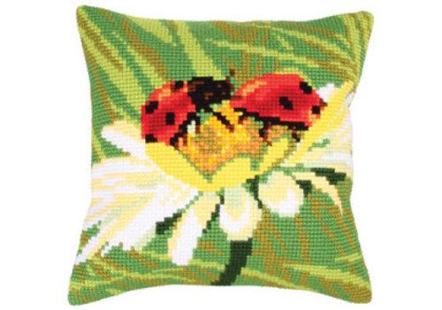 Collection d'Art Ladybug on Camomile