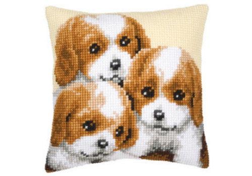 Vervaco Drie hondjes