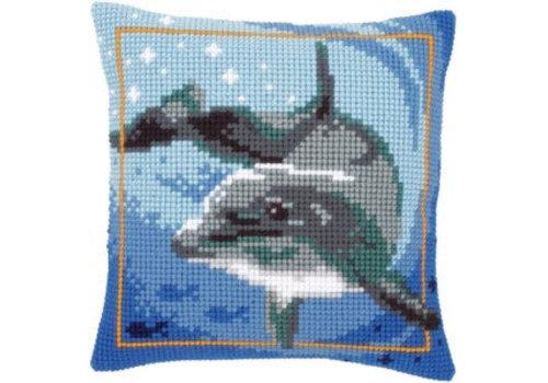 Vervaco Dolfijnen