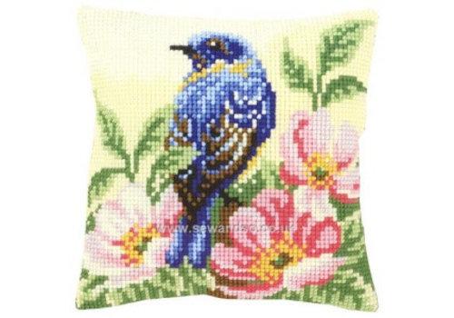 Vervaco Blauwe vogel