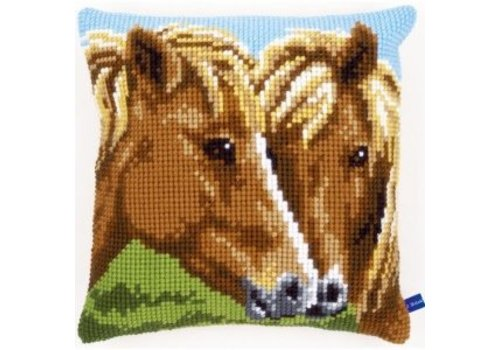 Vervaco Bruine paarden