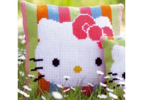 Vervaco Hello Kitty: Gestreept
