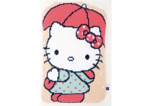 Vervaco Hello Kitty: Paraplu