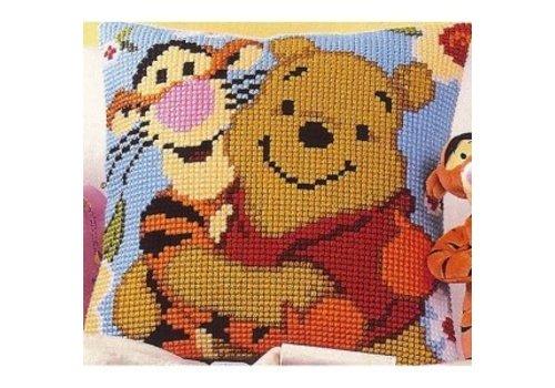 Vervaco Winnie en Tijgertje - Pooh & Tigger