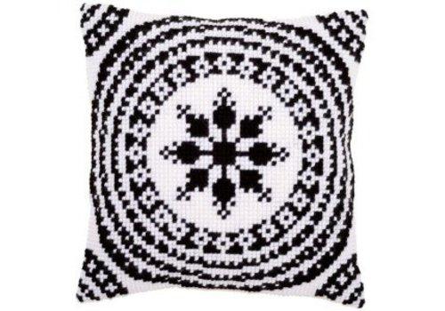 Vervaco Zwart - wit 1