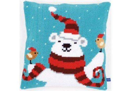 Vervaco Vrolijke Kerstbeer