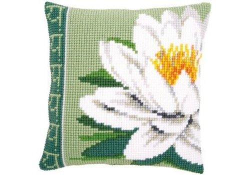 Vervaco Witte lotusbloem