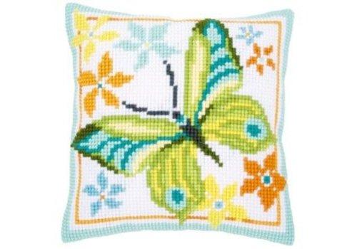 Vervaco Groene vlinder