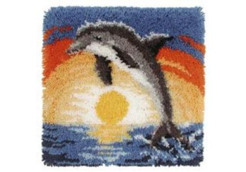 Vervaco Dolfijn