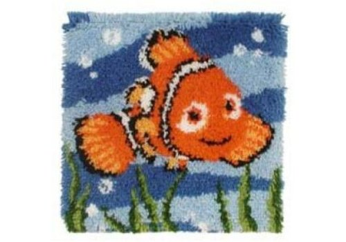 Vervaco Knoopkussen Nemo
