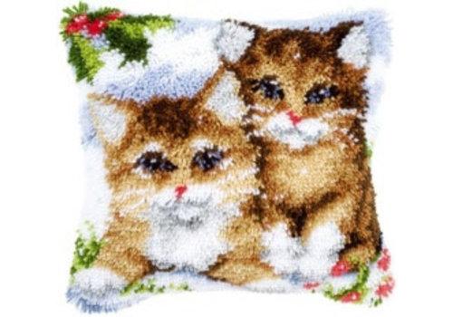Vervaco Kerstpoezen