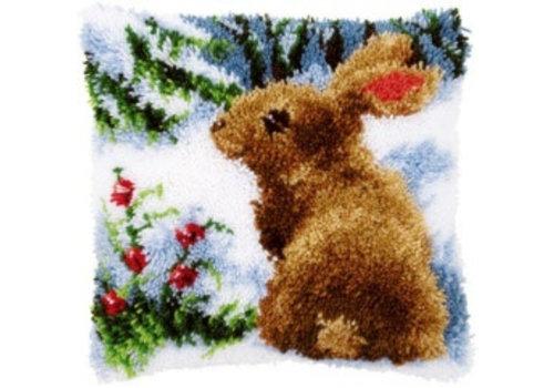 Vervaco Kerstkonijn