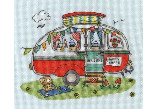 Bothy Threads Sew Dinky - Caravan - Bothy Threads