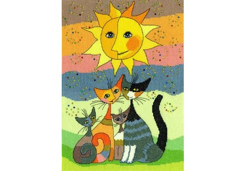 Bothy Threads Rosina Wachtmeister - Happy Moments - Bothy Threads