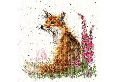 Bothy Threads Hannah Dale - Amongst the Foxgloves - Bothy Threads