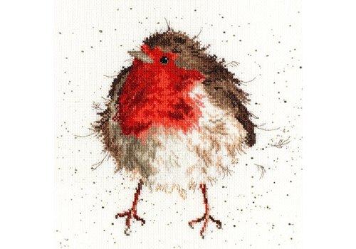 Bothy Threads Hannah Dale - Jolly Robin - Bothy Threads